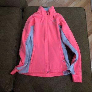 the north face size XS women's track jacket